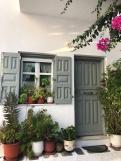 Cute little houses in Mykonos Town
