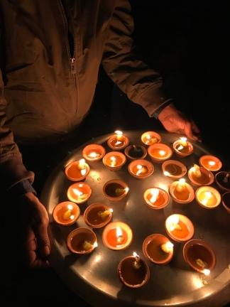 Diwali: the festival of light.